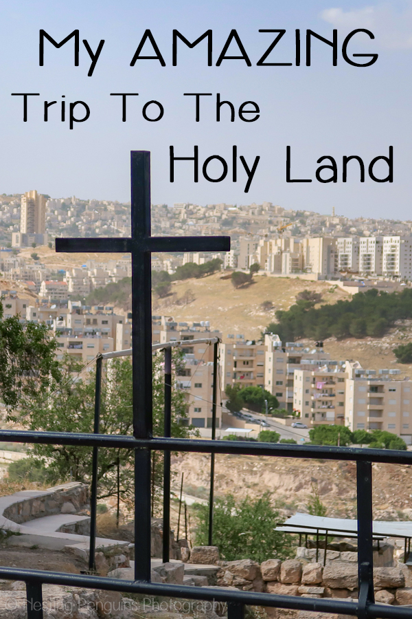 My Amazing Trip to the Holyh Land and Jerusalem | BlessThisEmptyNest.com - Check out my photos and get the scoop on the insights we received along the way!